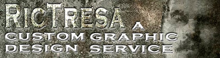 RicTresa Custom Graphic Design Service Feel Free To Use This Banner For Linking Purposes Only